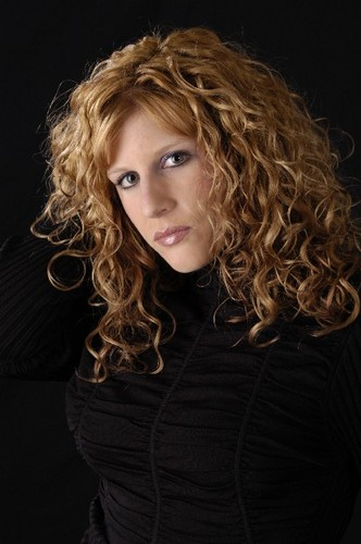 Hillary - Blonde, 3a, Long hair styles, Readers, Female, Curly hair Hairstyle Picture