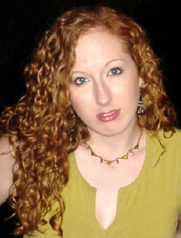 Stephanie - Redhead, 3b, Long hair styles, Readers, Female, Curly hair Hairstyle Picture