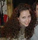 Rachel - Brunette, 3b, Long hair styles, Readers, Female, Curly hair Hairstyle Picture