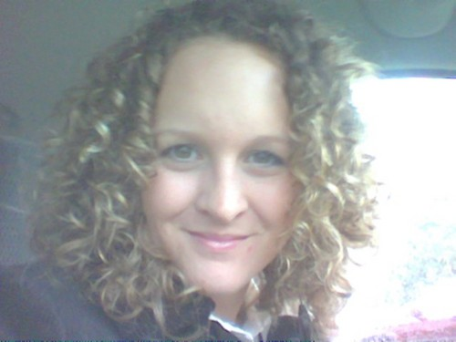 Amanda - Blonde, 3b, Medium hair styles, Readers, Female, Curly hair Hairstyle Picture