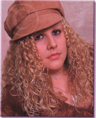 Melissa O. - Blonde, 3c, Long hair styles, Readers, Female, Curly hair Hairstyle Picture