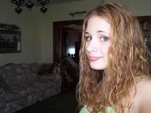 Julie - 2a, Blonde, Long hair styles, Readers, Female, Curly hair Hairstyle Picture