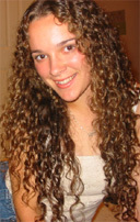 Lauren - Brunette, 3b, Long hair styles, Readers, Female, Curly hair Hairstyle Picture