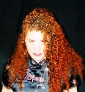 Suzanna - Redhead, 3b, 3c, Long hair styles, Readers, Female, Curly hair Hairstyle Picture