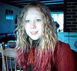 Lore - Blonde, 2b, Wavy hair, Long hair styles, Readers, Teen hair Hairstyle Picture