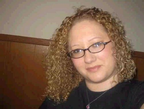 Krysta - Blonde, 3b, 3c, Medium hair styles, Readers, Female, Curly hair Hairstyle Picture