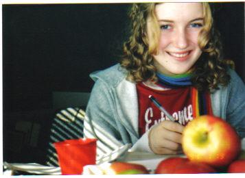 Jesse - Blonde, 3a, Medium hair styles, Readers, Curly hair, Teen hair Hairstyle Picture