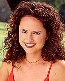 Jean Louisa Kelly - Brunette, 3a, Celebrities, Medium hair styles, Long hair styles, Female, Curly hair Hairstyle Picture