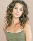 Alicia Minshew - Brunette, 2b, 3a, Celebrities, Wavy hair, Medium hair styles, Long hair styles, Female, Curly hair Hairstyle Picture