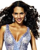 Halle Berry - Brunette, 3a, Long hair styles, Female, Curly hair Hairstyle Picture