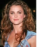 Keri Russell - Brunette, 3a, Celebrities, Long hair styles, Female, Curly hair Hairstyle Picture