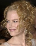Nicole Kidman - Blonde, 3a, Celebrities, Medium hair styles, Updos, Female, Curly hair Hairstyle Picture