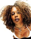 Rachel True - Brunette, 3c, Celebrities, Medium hair styles, Female, Curly hair Hairstyle Picture