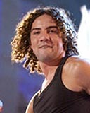 David Bisbal - Brunette, 3b, Celebrities, Male, Medium hair styles, Curly hair Hairstyle Picture