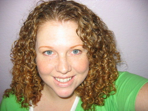 Melissa Hirsch - Blonde, 3b, Medium hair styles, Readers, Female, Curly hair Hairstyle Picture