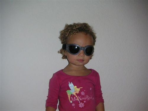 Viva's Mom - Blonde, 3c, Short hair styles, Kids hair, Readers, Curly hair Hairstyle Picture