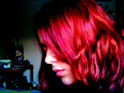 Vanessa - 2a, Redhead, Wavy hair, Medium hair styles, Readers, Teen hair Hairstyle Picture