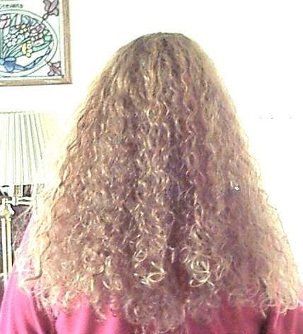 Kimberly - Blonde, 3b, Long hair styles, Readers, Female, Curly hair Hairstyle Picture