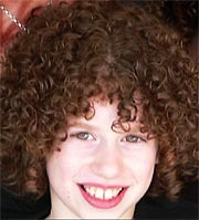 Curly Katz - Brunette, 3c, Short hair styles, Kids hair, Readers, Curly hair Hairstyle Picture