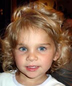 Camryn Isabella - Blonde, 3a, Short hair styles, Kids hair, Readers, Curly hair Hairstyle Picture