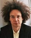 Malcolm Gladwell - Brunette, 4a, Celebrities, Male, Medium hair styles, Kinky hair, Afro Hairstyle Picture