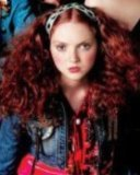 Lily Cole - Redhead, 3a, Celebrities, Long hair styles, Afro, Female, Curly hair Hairstyle Picture