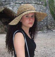 Gabriela - Brunette, 3c, Long hair styles, Readers, Curly hair, Teen hair Hairstyle Picture