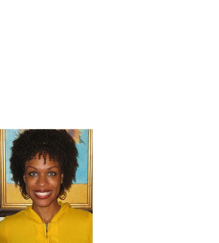 1Joy - Brunette, 4a, Short hair styles, Kinky hair, Afro, Readers, Female, Curly hair Hairstyle Picture