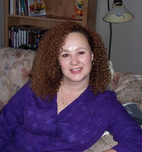 Adriene - Brunette, 3c, Medium hair styles, Readers, Female, Curly hair Hairstyle Picture