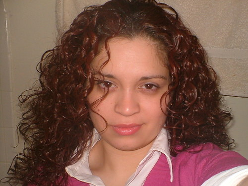 Maryfelix - Redhead, 3b, 3a, Long hair styles, Readers, Female, Curly hair Hairstyle Picture