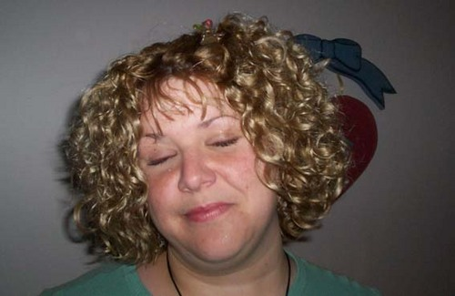 jennyb - Blonde, 3b, Short hair styles, Readers, Female, Curly hair Hairstyle Picture