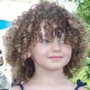 Alexa - Brunette, 3b, Medium hair styles, Kids hair, Curly hair Hairstyle Picture