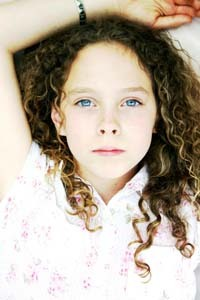 Erin - Brunette, 3a, Kids hair, Long hair styles, Readers, Curly hair Hairstyle Picture