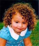 Kaitlyn - Brunette, 3b, Short hair styles, Kids hair, Readers, Curly hair Hairstyle Picture