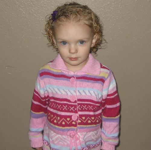 Hallie - Blonde, Very short hair styles, Kids hair, Readers, Curly hair Hairstyle Picture