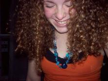 Rachel - Redhead, 3b, 3c, Long hair styles, Readers, Curly hair, Teen hair Hairstyle Picture