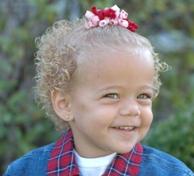 Avery Jefferson - Blonde, 3c, Very short hair styles, Kids hair, Readers, Curly hair Hairstyle Picture