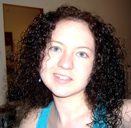 Mikaela Shaw - Brunette, 3c, 4a, Medium hair styles, Readers, Female, Curly hair Hairstyle Picture