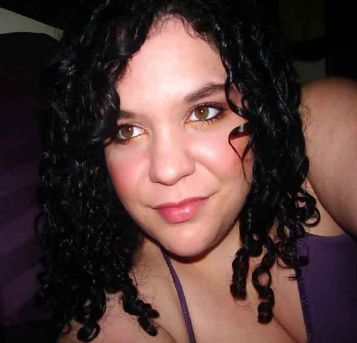 Jaclyn - Brunette, 3c, Medium hair styles, Readers, Female, Curly hair Hairstyle Picture