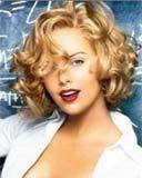 Charlize Theron - Blonde, 3a, Celebrities, Short hair styles, Female, Curly hair Hairstyle Picture