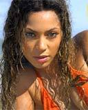 Beyonce - 2a, Brunette, Celebrities, Wavy hair, Long hair styles, Summer hair, Female Hairstyle Picture