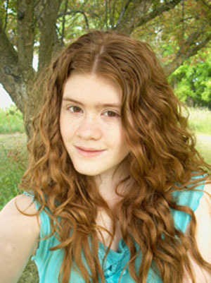 Jacqui - 2a, Redhead, 2b, Wavy hair, Long hair styles, Summer hair, Readers, Teen hair Hairstyle Picture