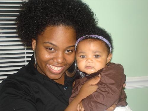 Kelzizblsd - Brunette, 4a, Medium hair styles, Kids hair, Kinky hair, Afro, Readers, Female, Adult hair, Teeny weeny afro Hairstyle Picture