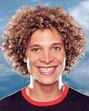 Justin Guarini - Brunette, 3c, Celebrities, Male, Short hair styles, Curly hair Hairstyle Picture
