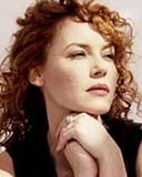 Connie Nielsen - Redhead, 3a, Celebrities, Medium hair styles, Female, Curly hair Hairstyle Picture