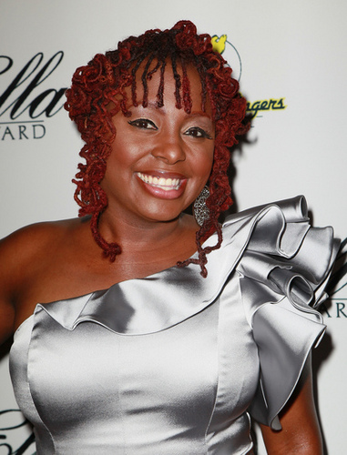 Ledisi - Redhead, Celebrities, Medium hair styles, Kinky hair, Female, Dreadlocks, Spiral curls Hairstyle Picture