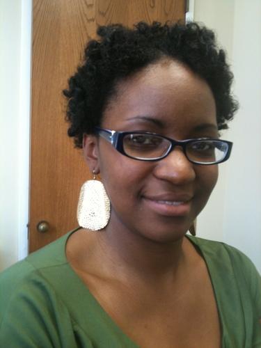 bantu knots - Short hair styles, Readers, Female, Curly hair, Black hair, Adult hair Hairstyle Picture