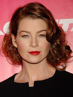 Ellen Pompeo - 2b, Celebrities, Wavy hair, Female Hairstyle Picture