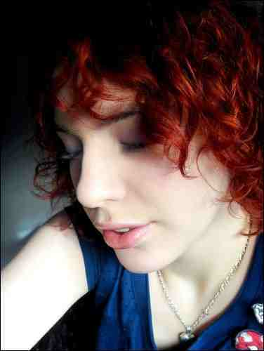 Nidge-Age 16 - Redhead, 3a, Wavy hair, Short hair styles, Readers, Curly hair, Teen hair, 2c Hairstyle Picture