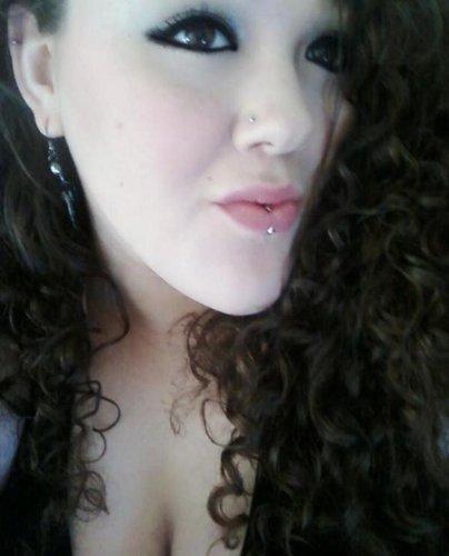 My typical hair. - Brunette, Long hair styles, Readers, Female, Curly hair, Black hair, Adult hair Hairstyle Picture